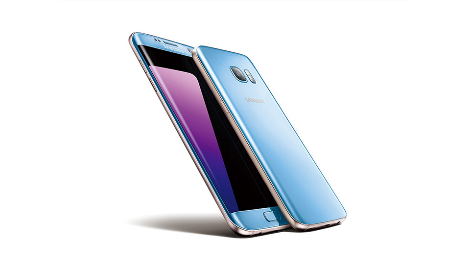 Blue Coral Galaxy S7 Edge Official Pictures Show Just How Gorgeous It Is Sammobile Sammobile