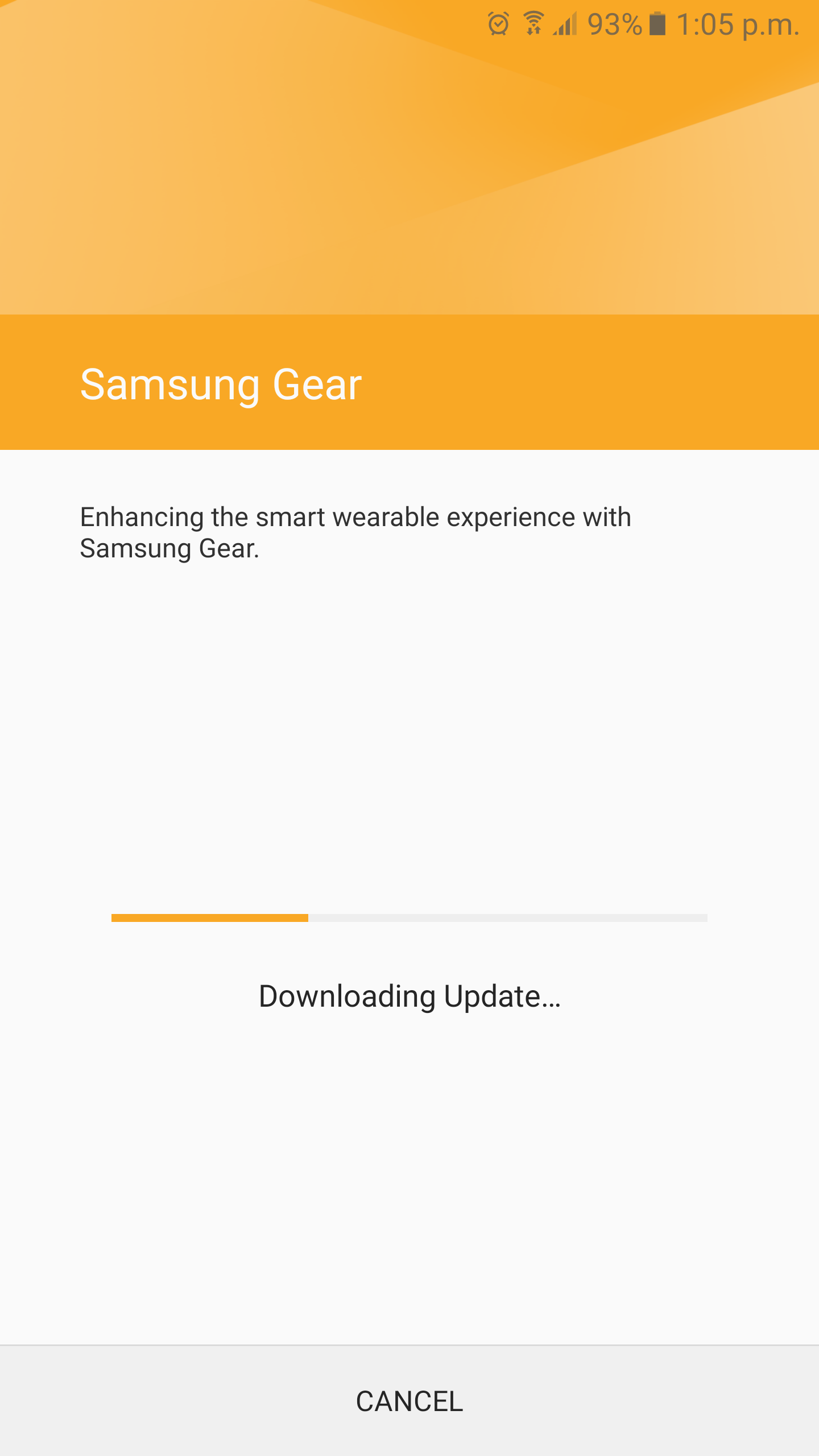 Updated Gear Manager app brings improved UI and Gear S3