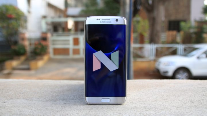 Samsung is not playing it safe with the Android Nougat update