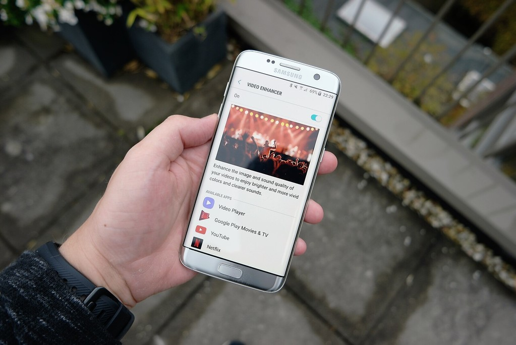 What's New With Nougat Part 9: Video Enhancer brings better