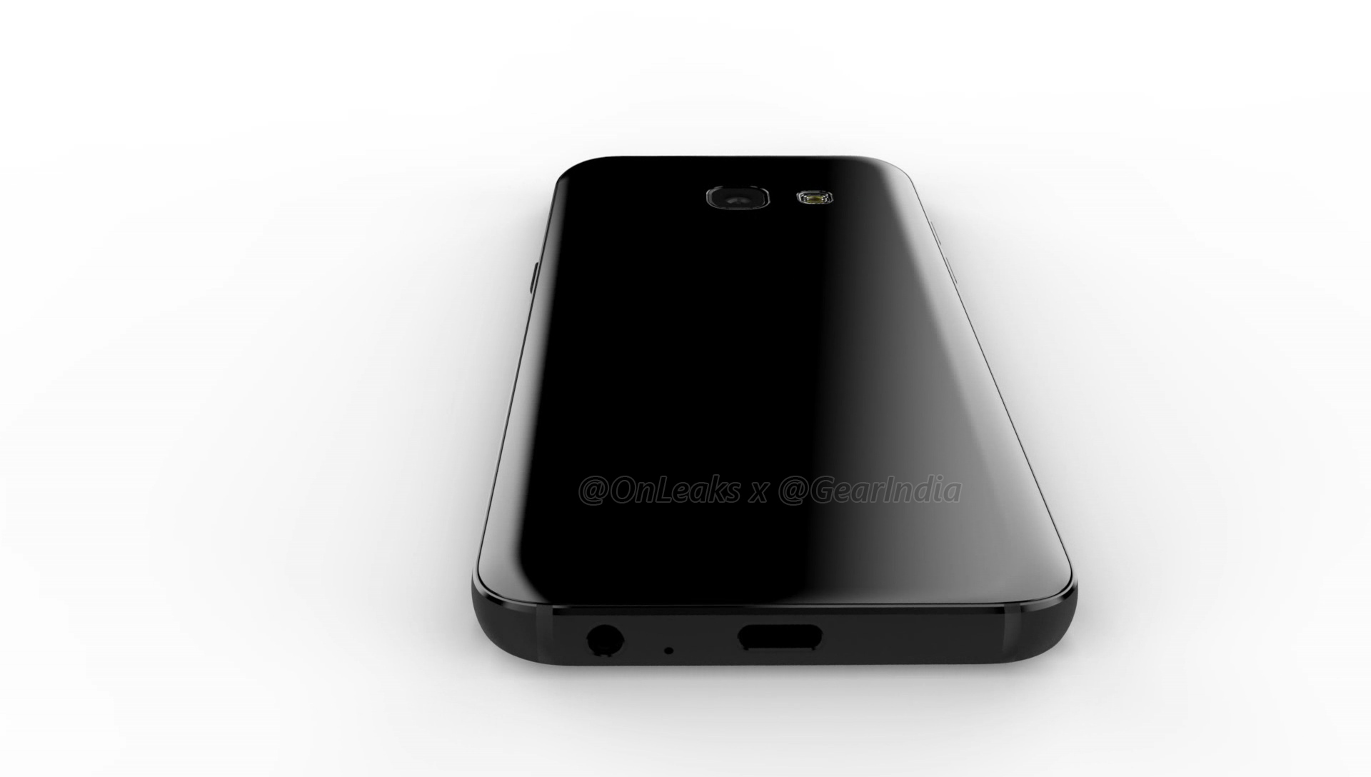 samsung galaxy a3 2017 renders leak here are the images