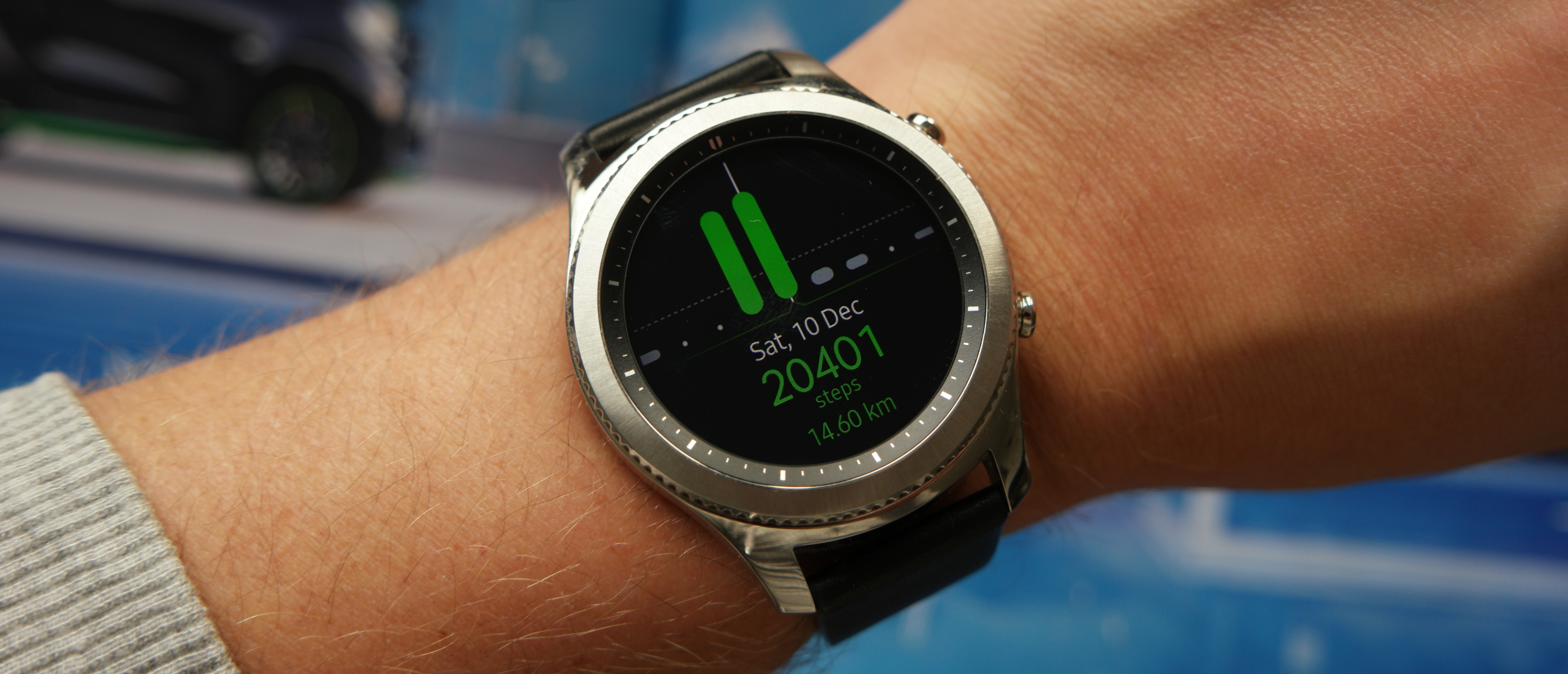 Samsung Gear S3 Classic Review The Smartwatch Weve All Been Silver Csc Like Its Predecessor
