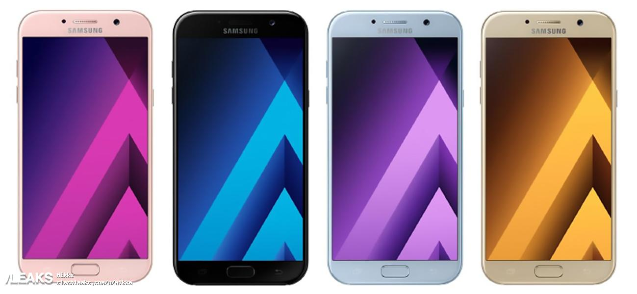 Image result for Samsung Galaxy A5 (2017) black