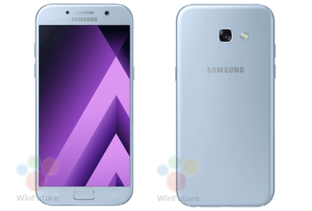 galaxy a3 2017 and galaxy a5 2017 official press