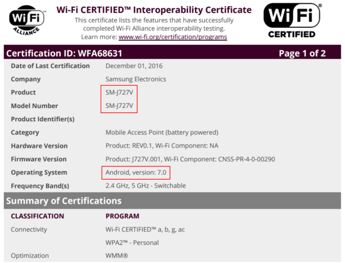 galaxy-j7-2017-android-nougat-wifi-cert