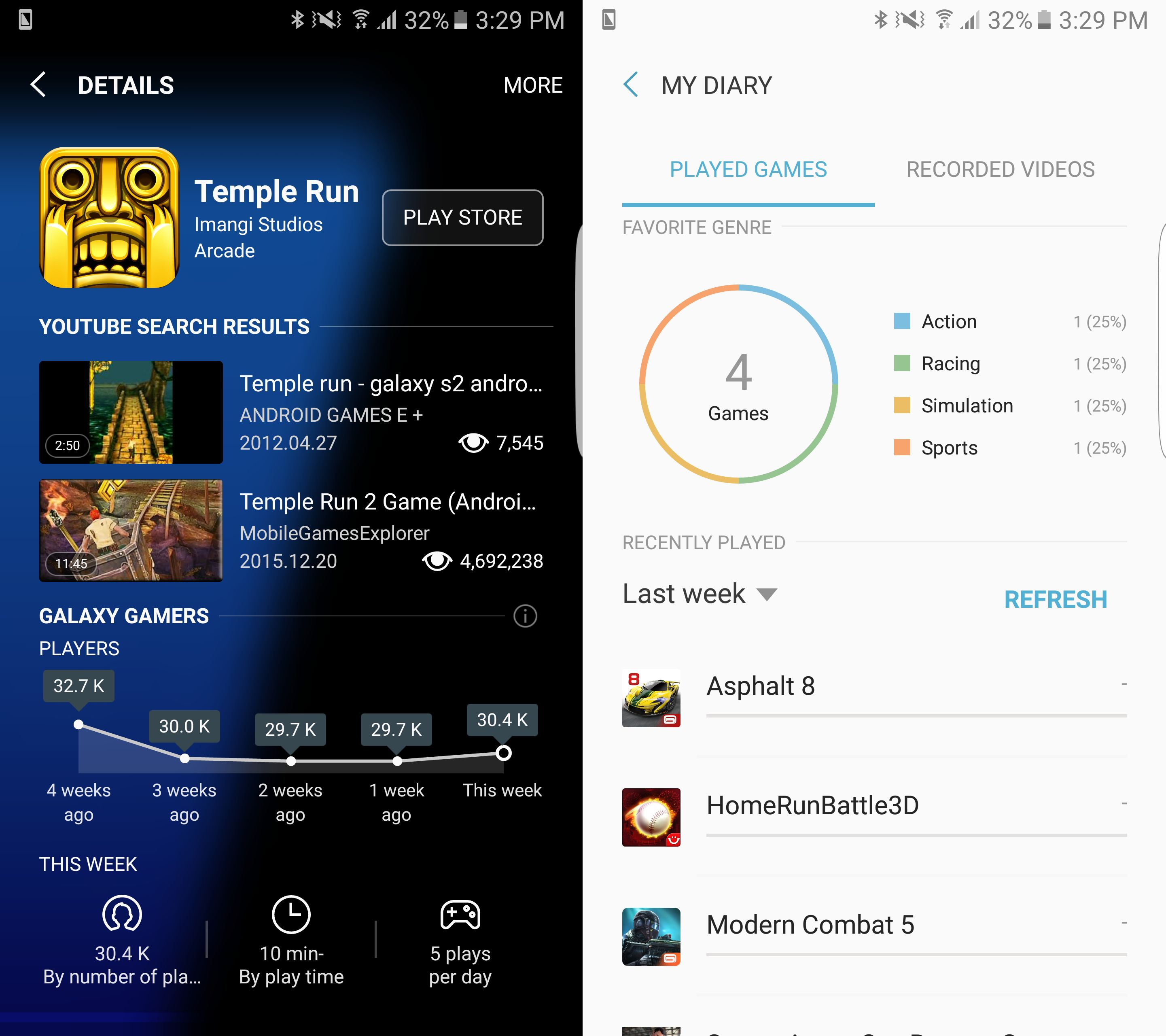 Game Launcher 2 0 update brings new features and design