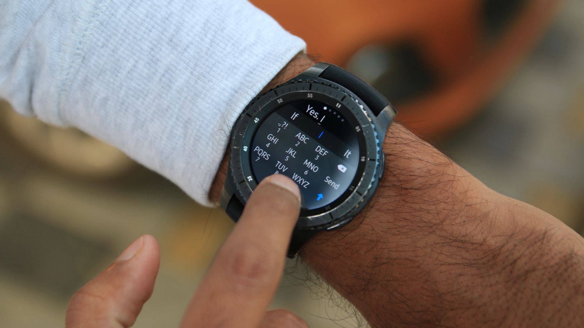 Samsung Gear S3 Frontier review: Outclassing most ...