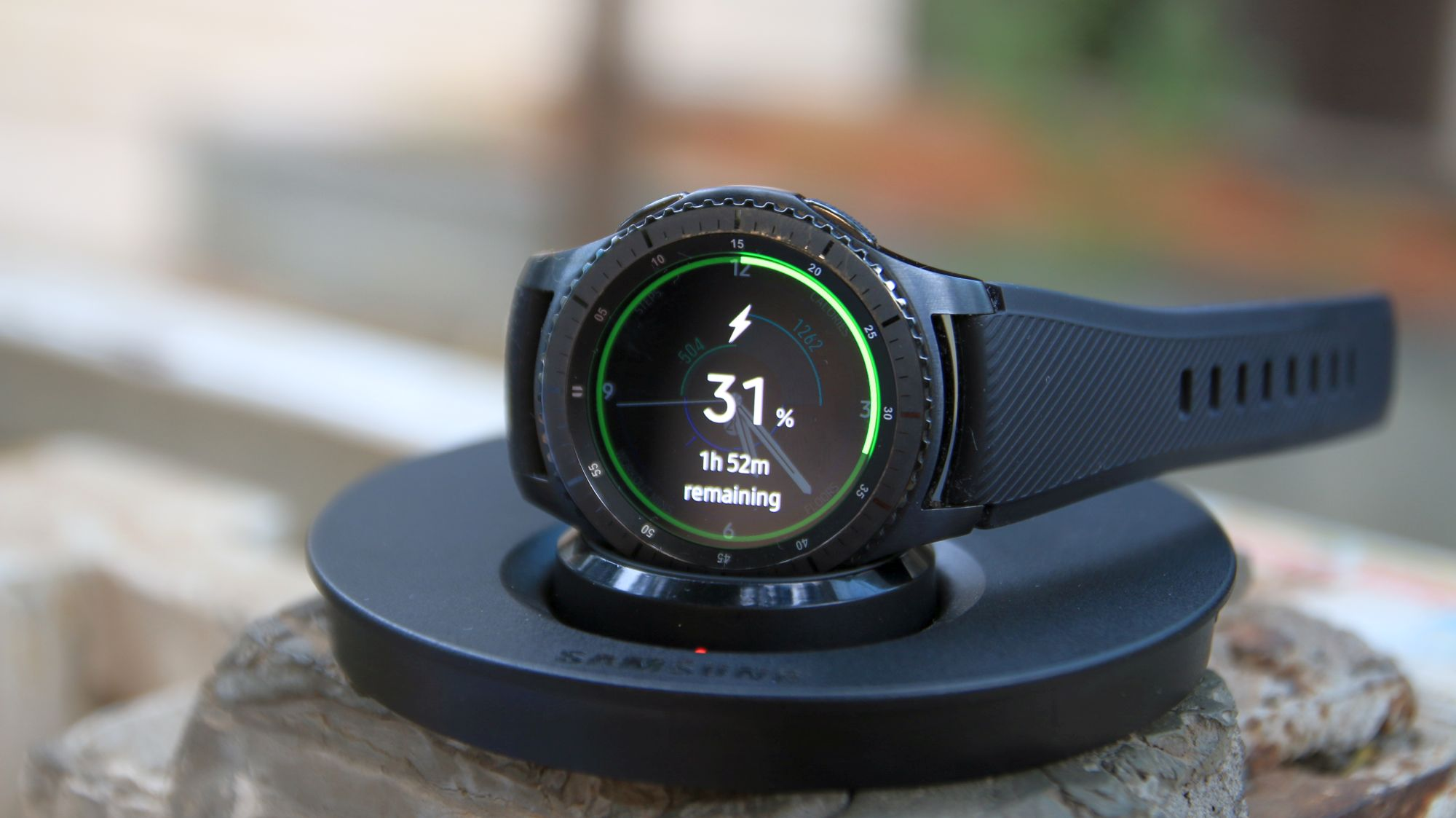 Samsung Gear Fit Is Beautiful Inside And Out Review: Samsung Gear S3 Frontier Review: Outclassing Most