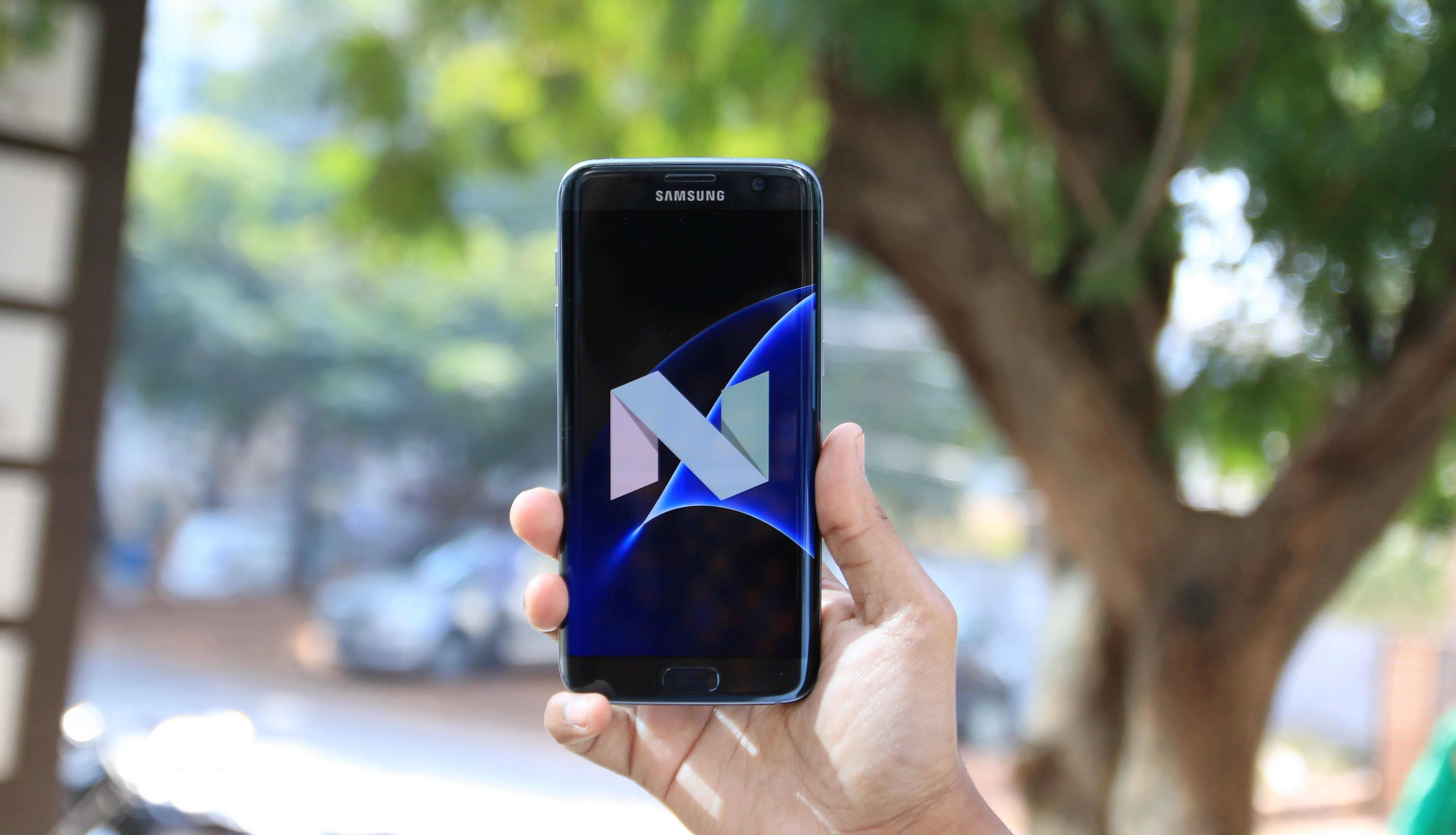 Galaxy S7 and Galaxy S7 edge Nougat update released by AT&T