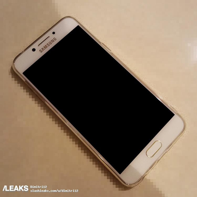 Galaxy C7 Pro Breaks Cover In A Series Of Leaked Images Sammobile