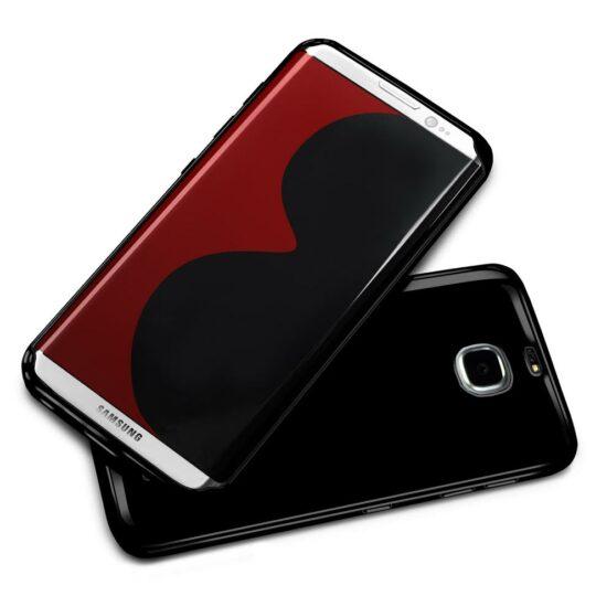 MobileFun - Olixar Flexishield Samsung Galaxy S8 Case - Black