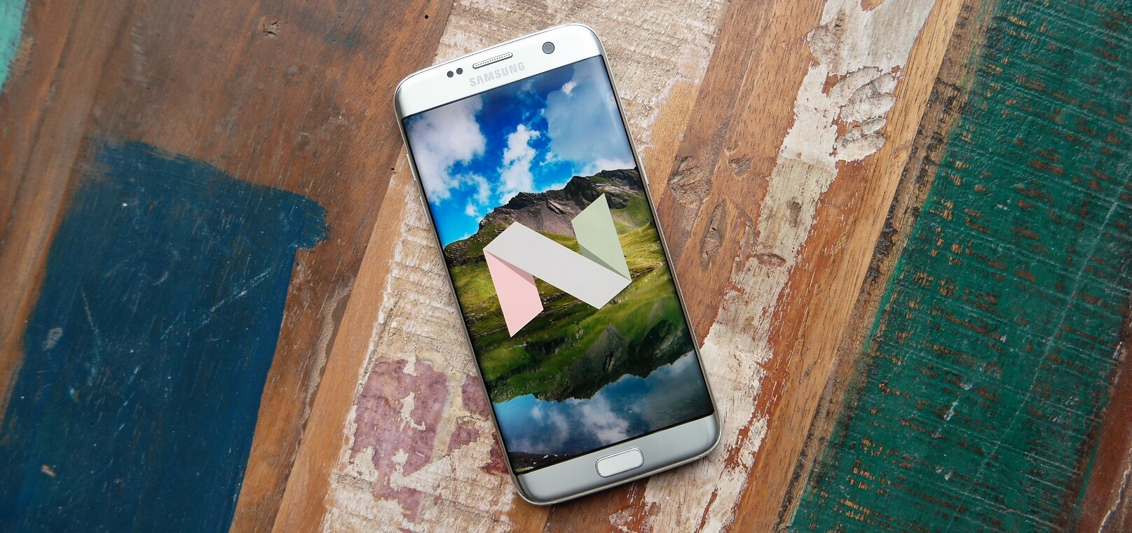 BREAKING: Samsung starts rolling out Android Nougat to the Galaxy S7