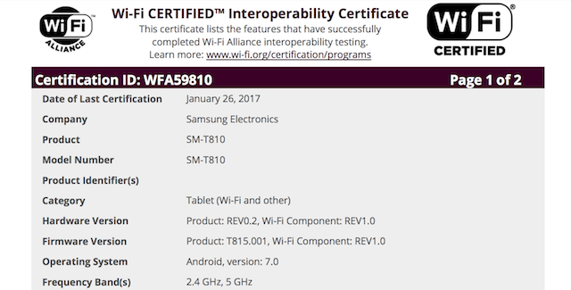 galaxy-tab-s2-nougat-certification