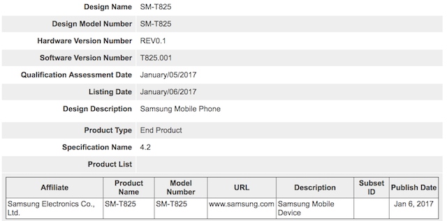 galaxy-tab-s3-bluetooth-certification