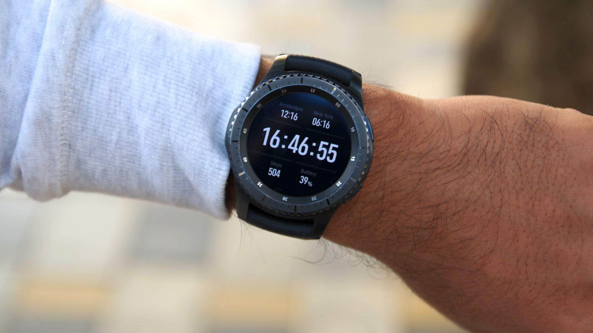Tizen 3 0 update could introduce a nasty bug to your Gear S3