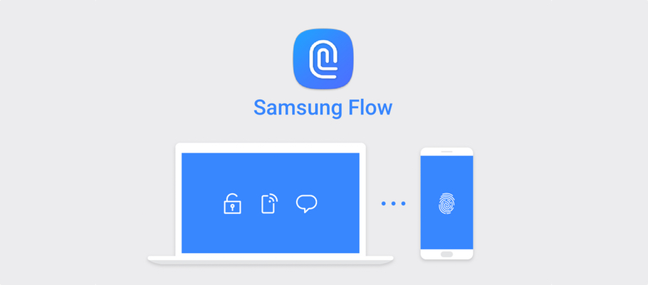 Samsung Flow works a lot better with the latest update