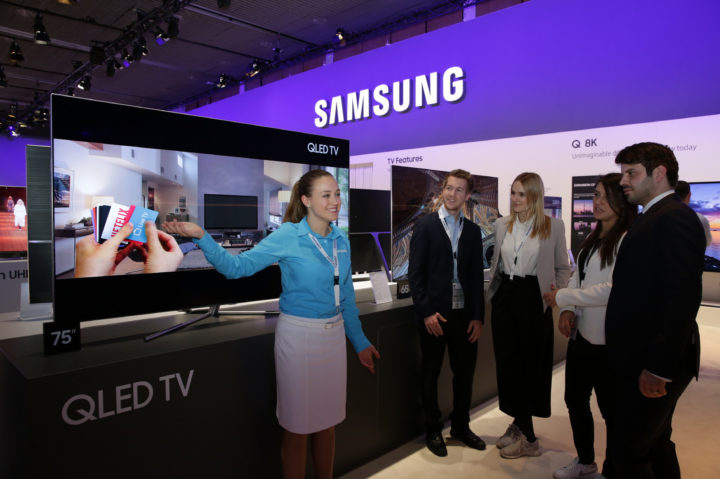 Samsung QLED 2017 Price Revealed As TVs Go Up For Pre