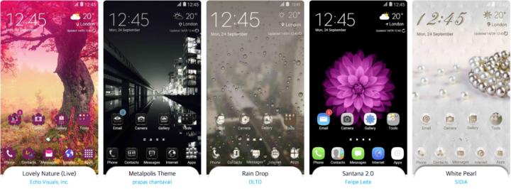 Best Samsung Galaxy Themes 2016 - 04