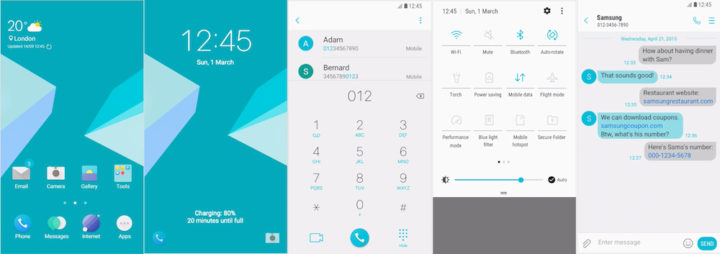 Samsung Galaxy Theme - [Kendi] Oxy OS