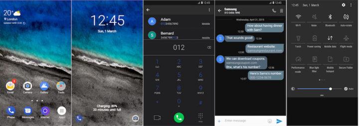 Samsung Galaxy Theme - PixelizeD