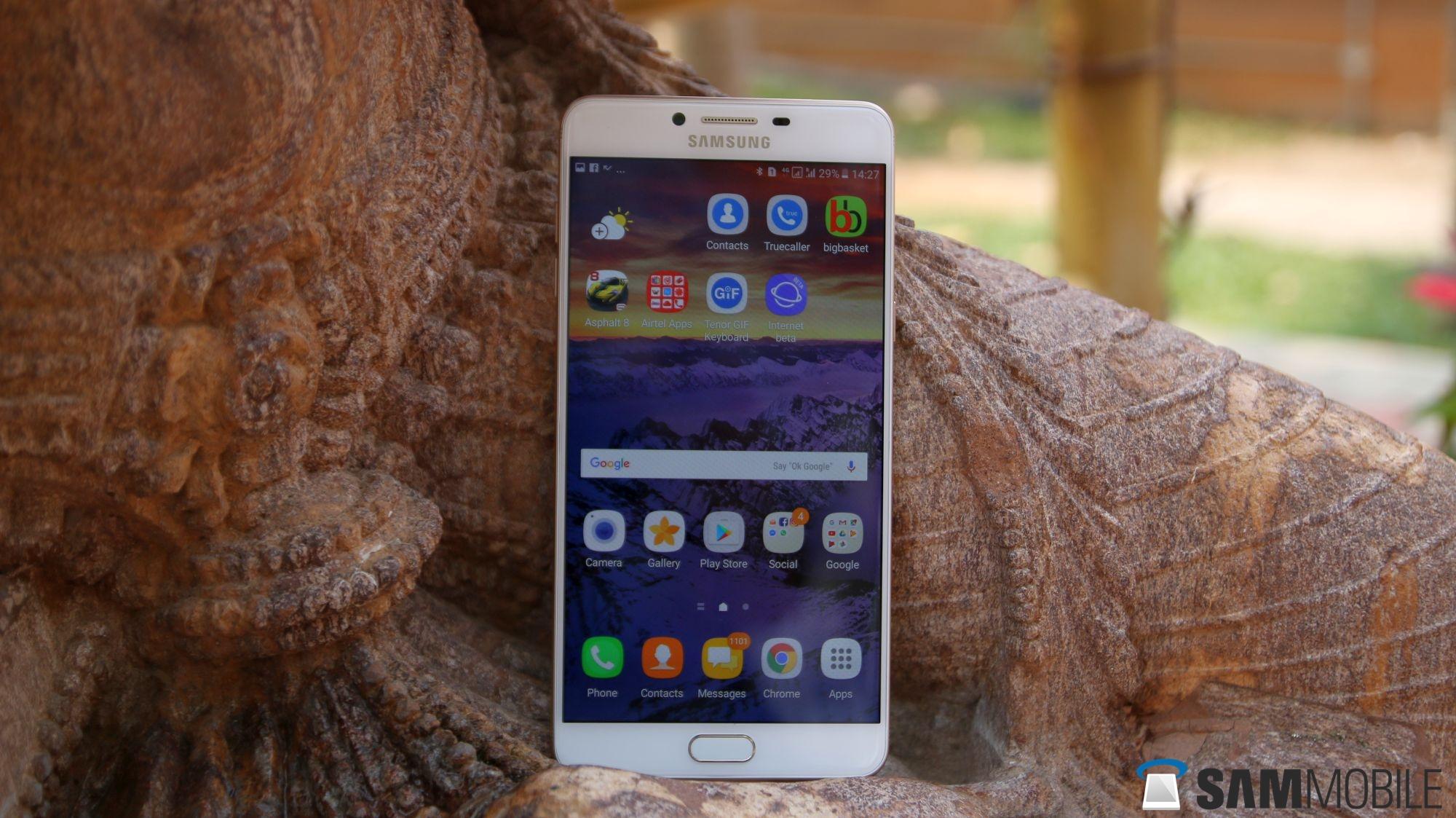 Hd wallpaper c9 pro - Galaxy C9 Pro Review 14