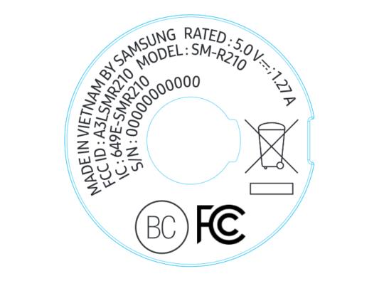 sm-r210-gear-360-fcc-label