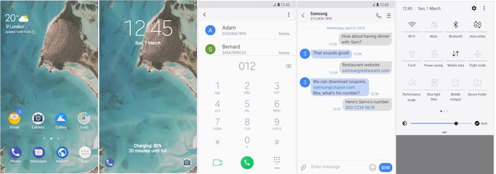 Samsung Galaxy Theme - [Kendi] Android O