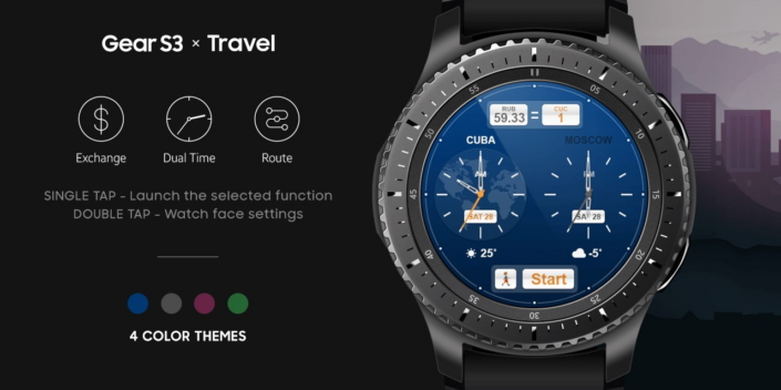 quadranti galaxy watch