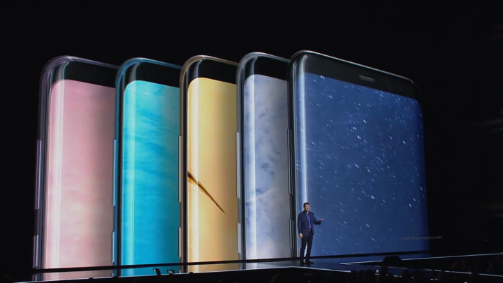 Galaxy S8 S8 plus colors
