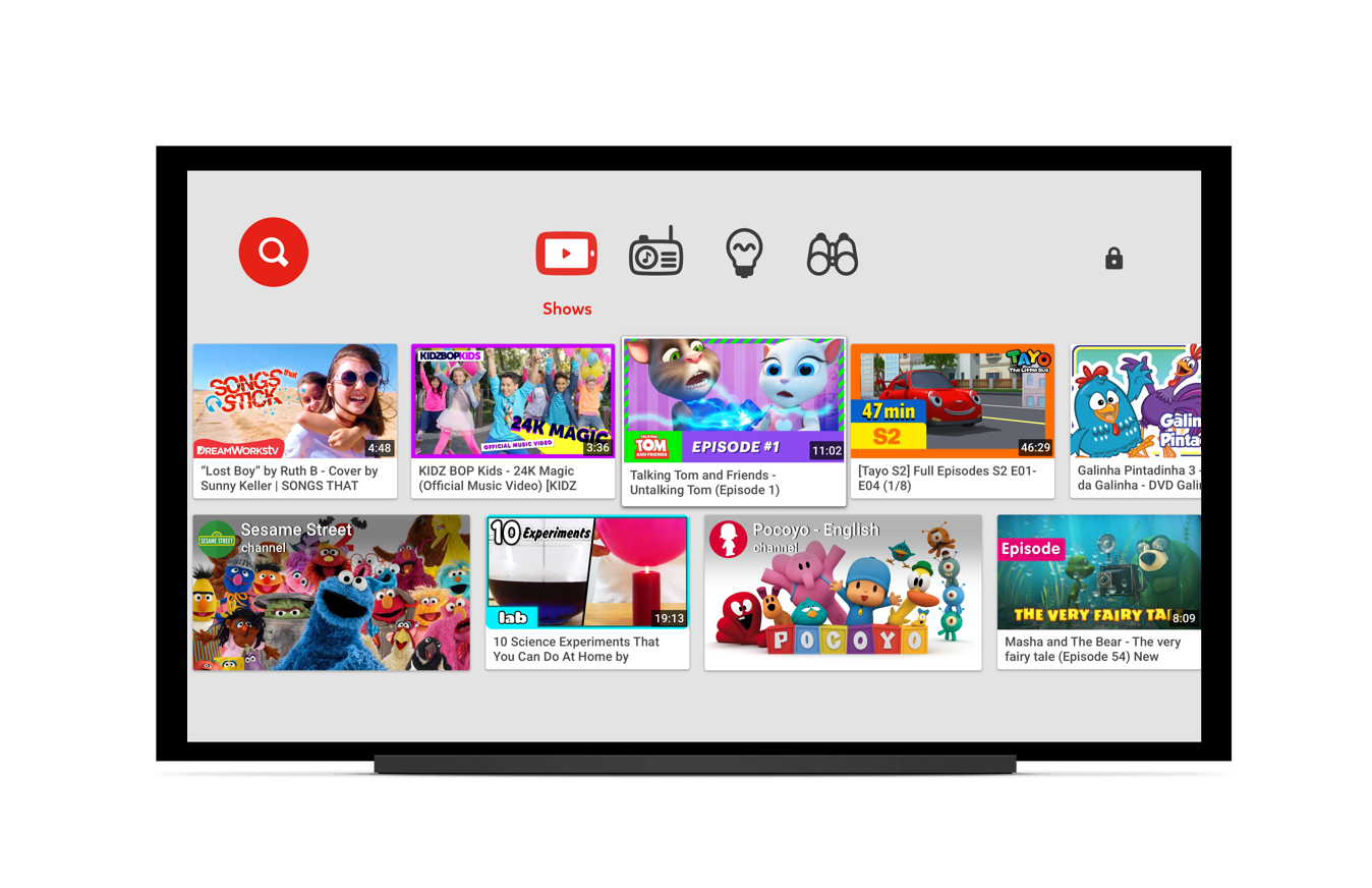 YouTube Kids app now available on Samsung Smart TVs