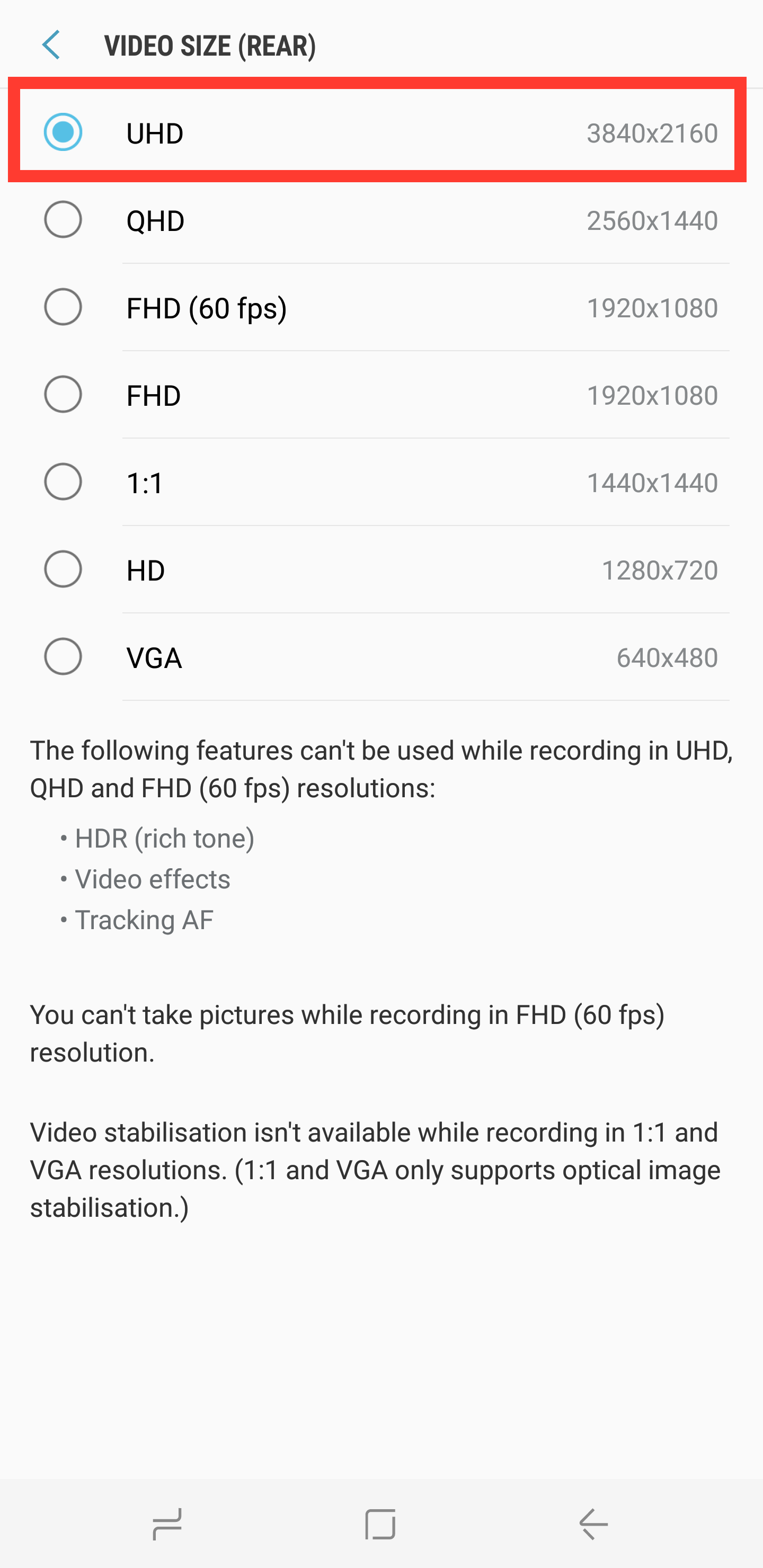 Galaxy S8 Tip: How to shoot 4K video - SamMobile - SamMobile
