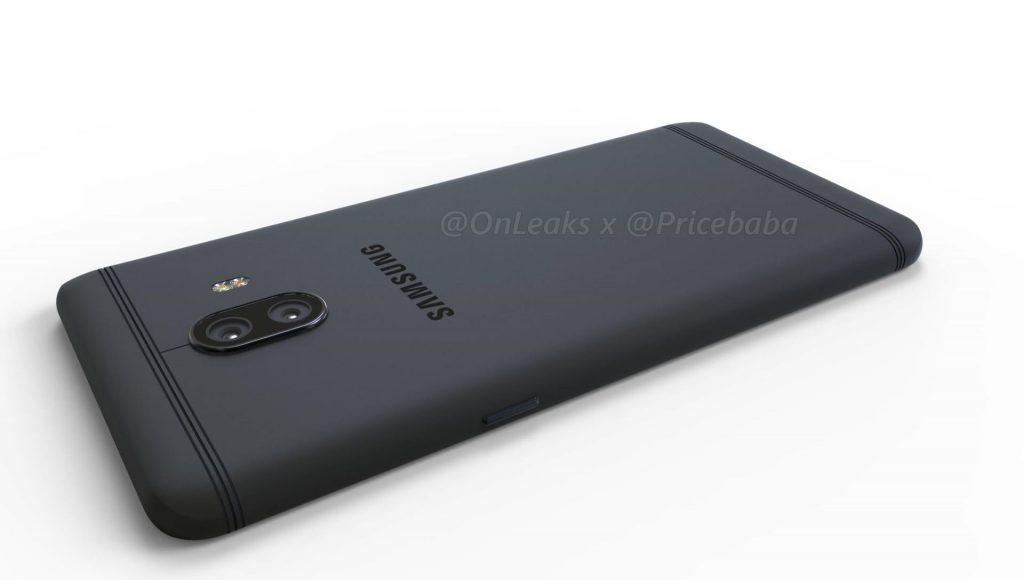 Samsung Galaxy C10 Render - 008