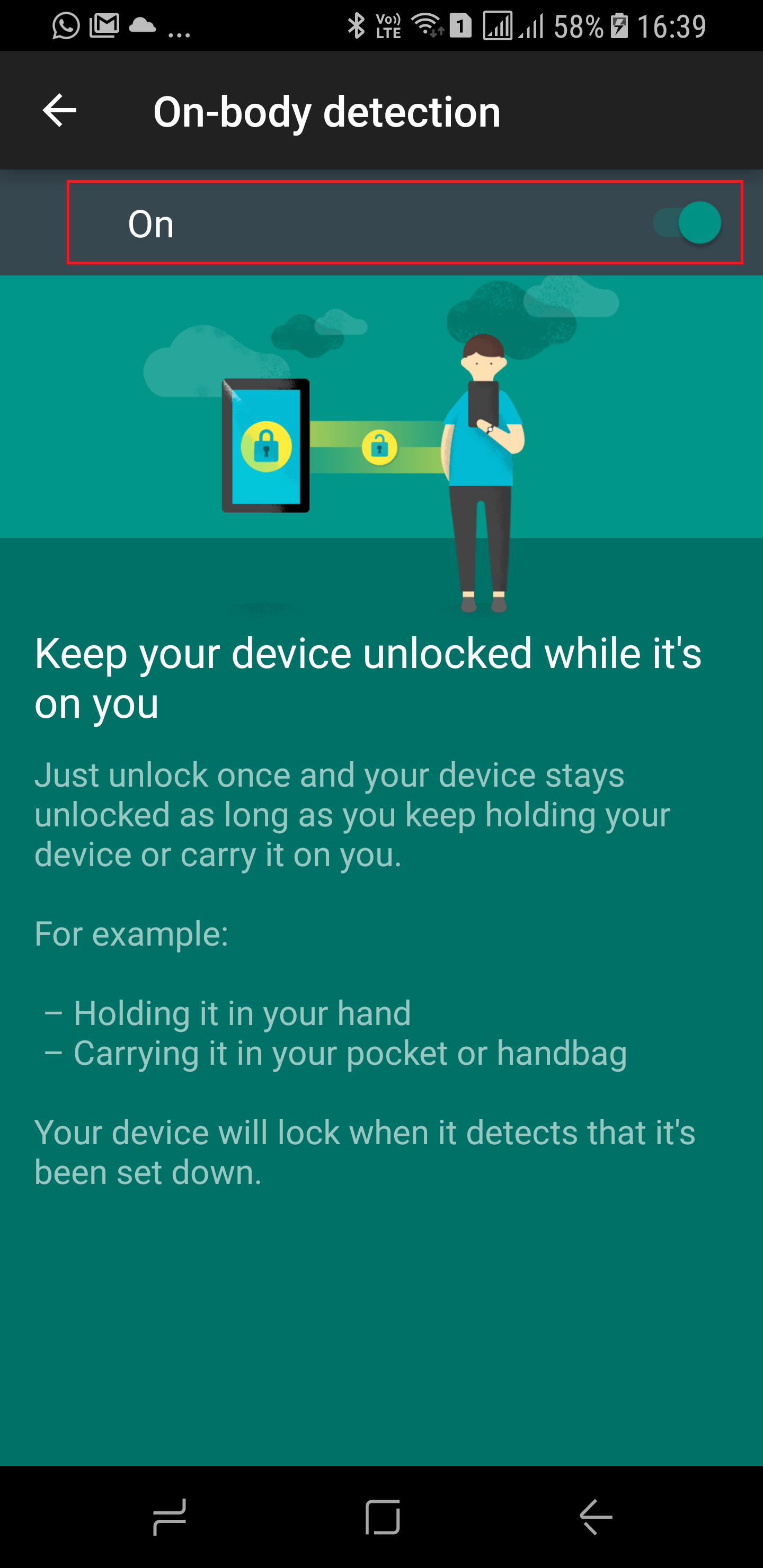 Galaxy S8 Tip: Use Smart Lock to easily unlock your phone in