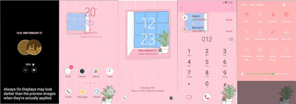 [ZEM] Pink Room