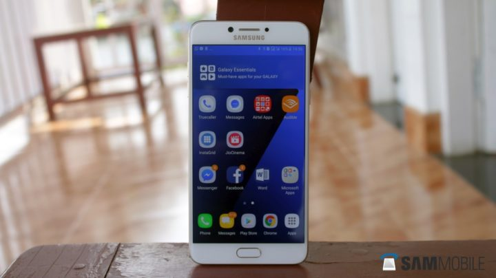 Samsung Galaxy C7 Pro review: A capable mid-range phone with average cameras