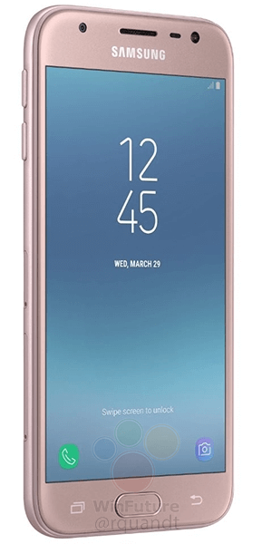 Galaxy J3 (2017) leaked in all its glory - SamMobile - SamMobile