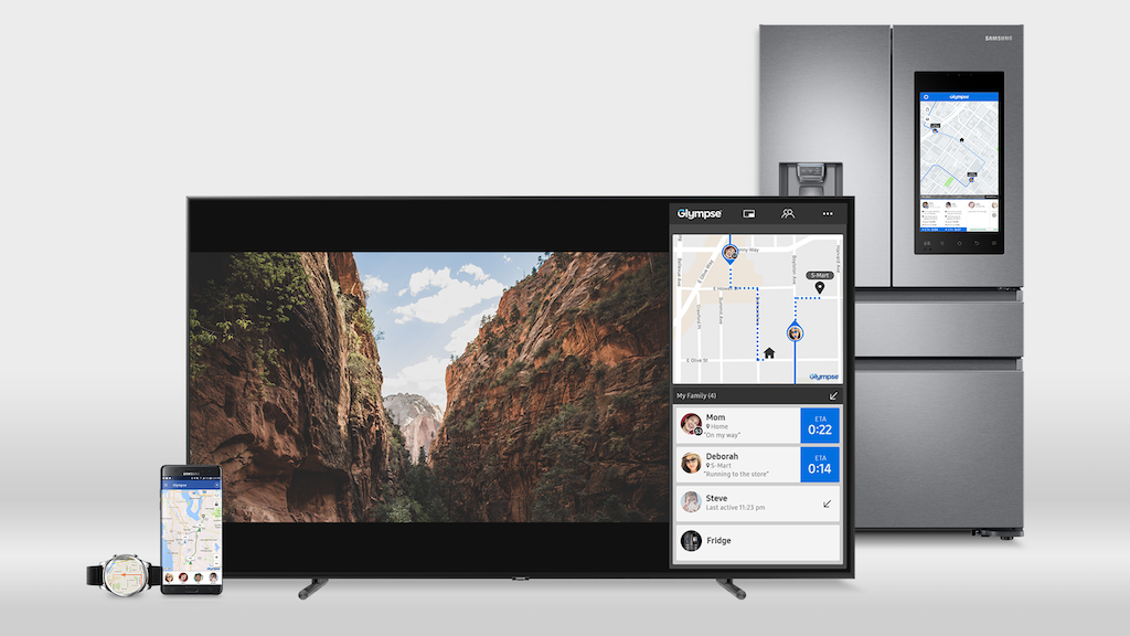 how to download an app on samsung smart tv