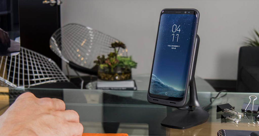 half off 74f40 de494 Mophie's $100 Juice Pack for the Galaxy S8 and Galaxy S8+ available ...