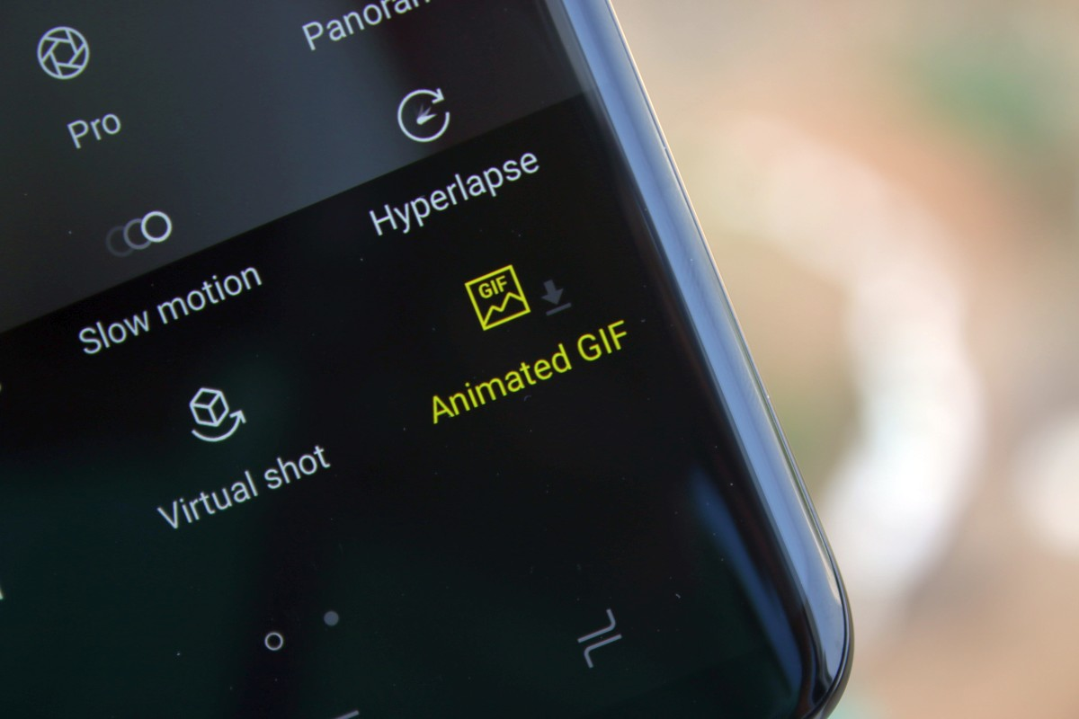 Like Gifs Download The Animated Gif Camera Mode On Your Galaxy S8