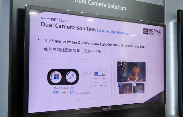 ISOCELL Dual Camera Sensors