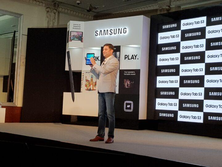 Samsung Galaxy Tab S3 - India Launch