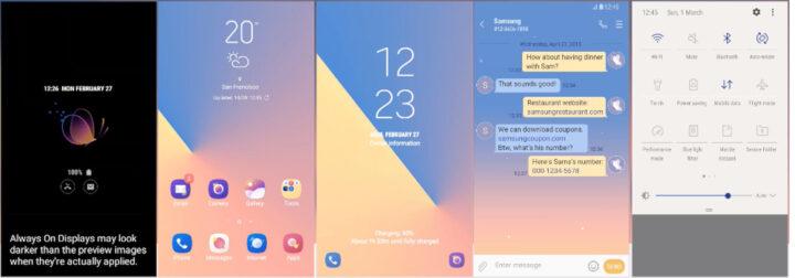 Samsung Galaxy Theme - [VIVA] Dreamy