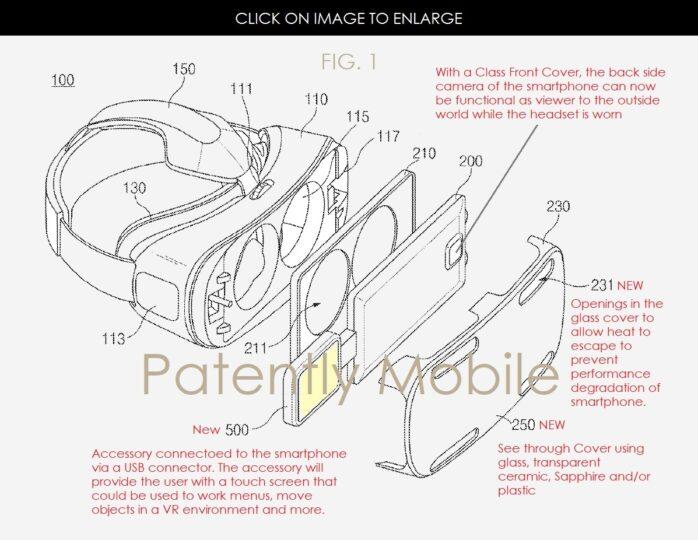 Samsung Gear VR New Accessories