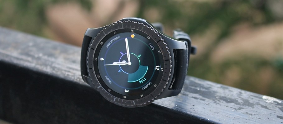 Update: Gear Sport too] Gear S3 gets a big update with a host of new