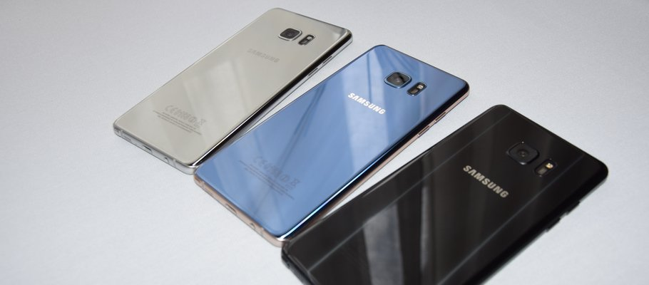 Galaxy Note Fan Edition vs Galaxy Note 7: What's new - SamMobile
