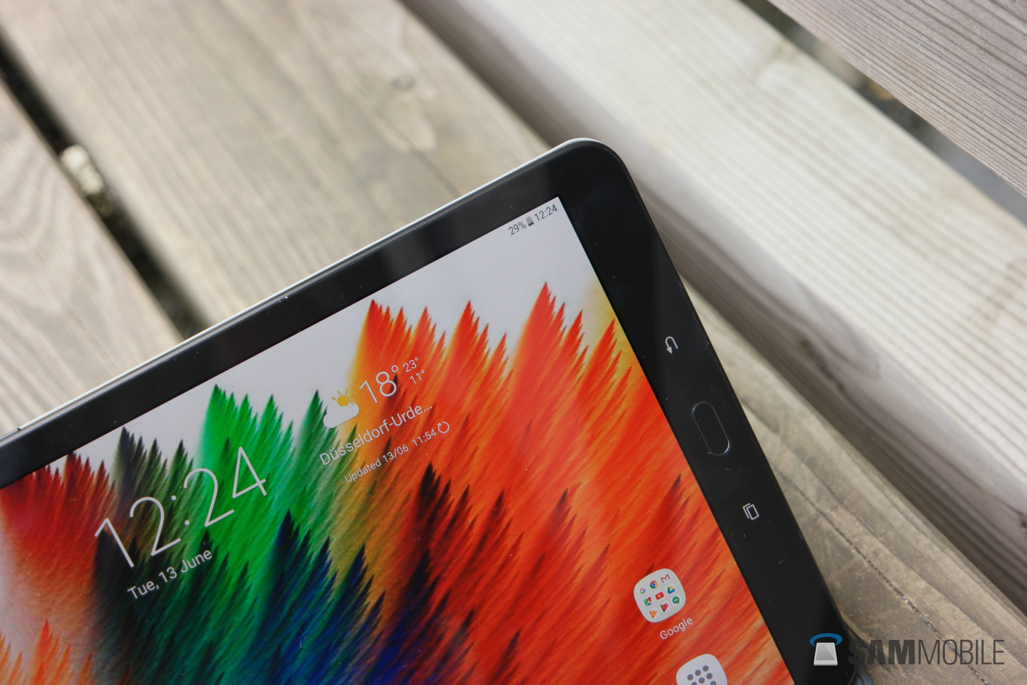 Android Pie update for Galaxy Tab S3 and S8 Active may not be too