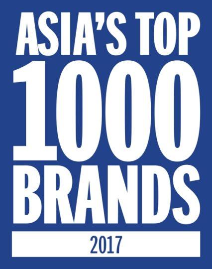 Asia's Top 1000 Brands 2017