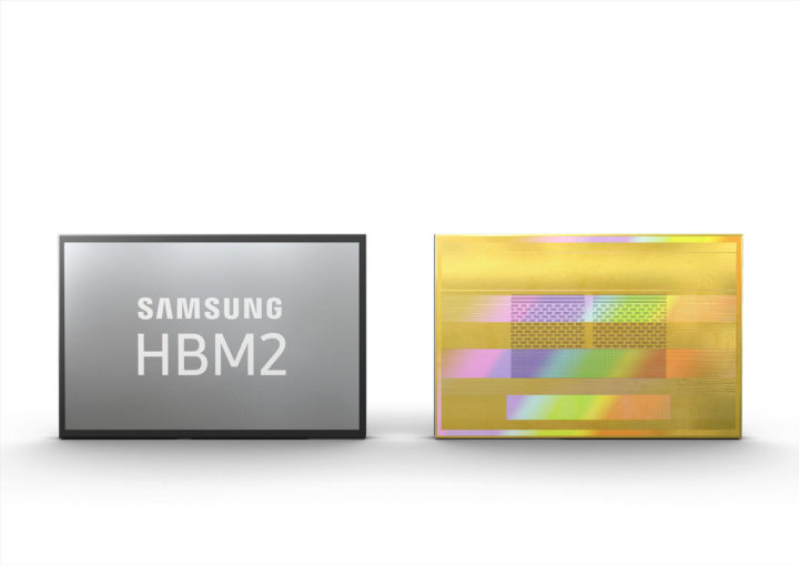 Samsung 8GB HBM2 - 01