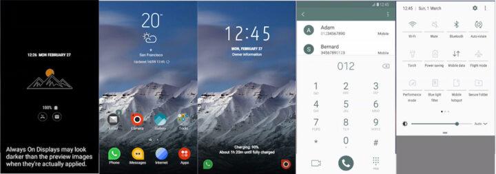 Samsung Galaxy Theme - [Binod] PandimUI