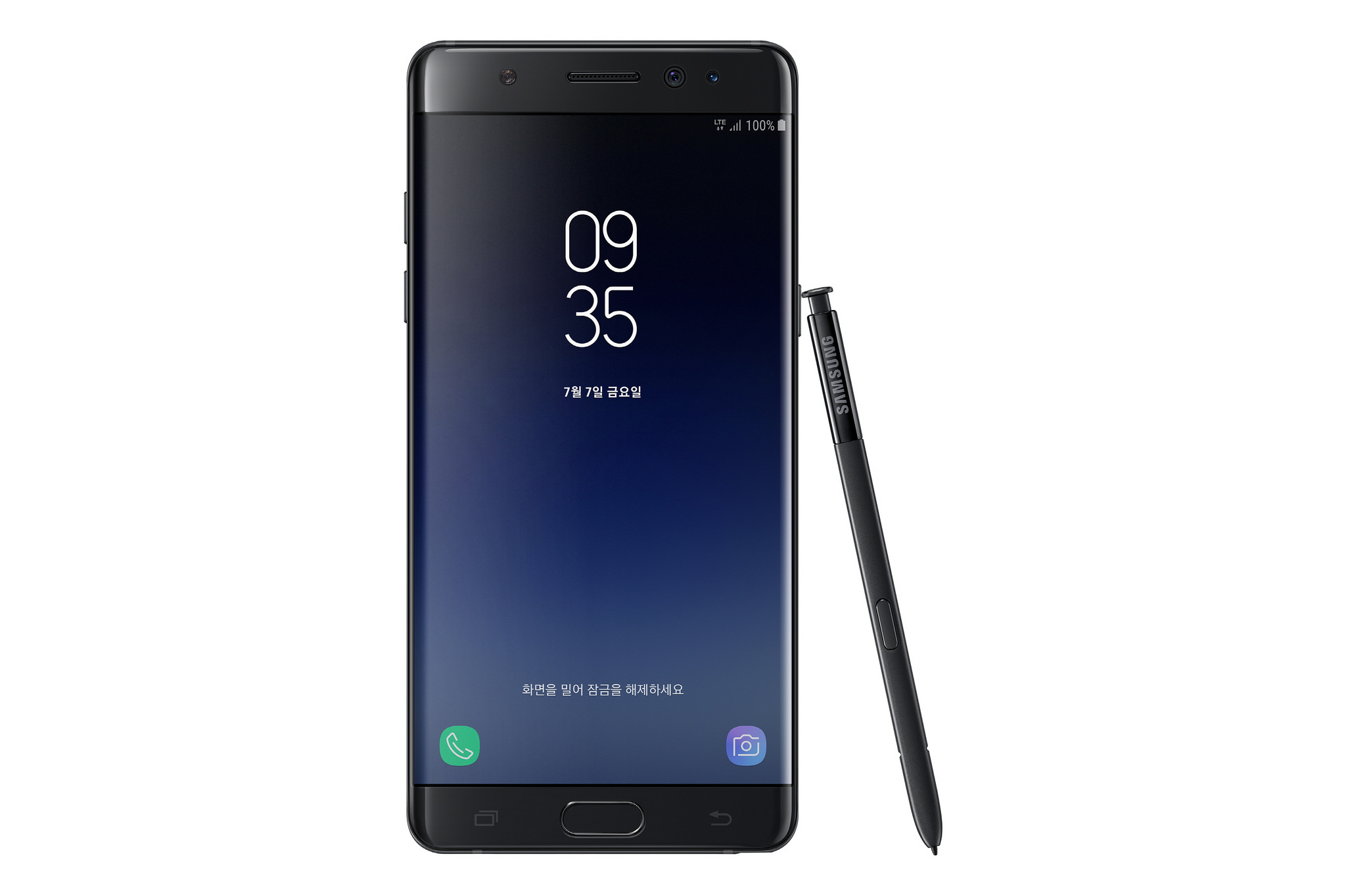 Official: Samsung Galaxy Note 7 Is Back on the Market